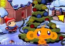 逗小猴開心聖誕節篇