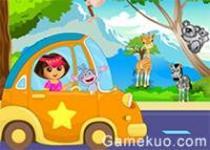 Dora去野外郊遊