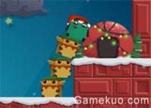 超能盒子先生聖誕故事