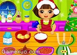 dora聖誕節烹飪比賽