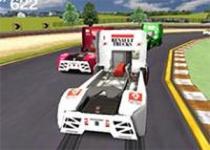 3D雷諾卡車賽車