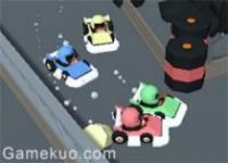 3D雙人趣味賽車