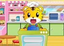 巧虎做飯之廚房安全