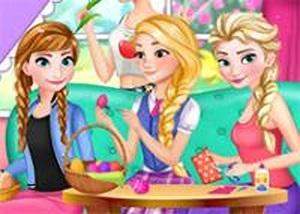 迪士尼女孩復活節