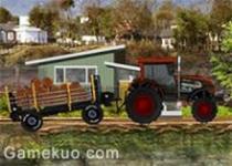 拖拉機卡車運貨挑戰