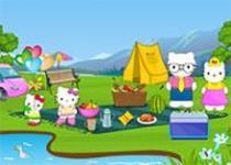 Hello Kitty家庭野餐