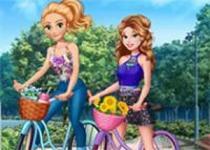 公主自行車旅行