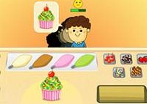經營紙杯蛋糕小店