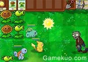 神奇寶貝植物大戰殭屍
