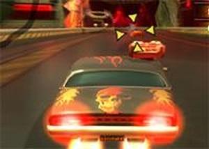 3D暴力狂飆賽車