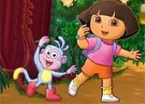 朵拉猴子大逃亡3