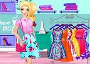 芭比夢幻服裝店