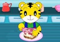 巧虎愛吃冰糕