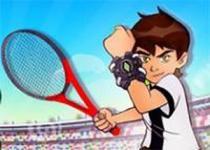 Ben10打網球