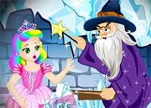 朱麗葉公主逃出城堡3
