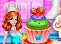 甜心紙杯蛋糕