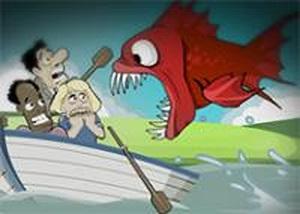 恐怖食人魚6無敵版
