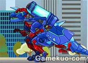 組合機械恐龍團