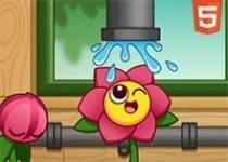 接水管澆花