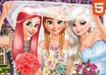 新娘伴娘婚紗秀