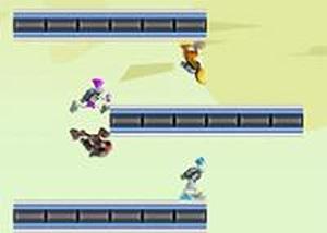 機器人跑酷3