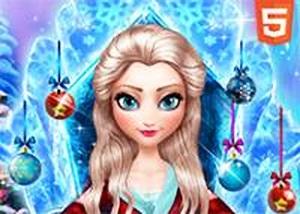 冰雪女王新年裝扮