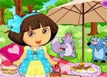 朵拉的假日野餐