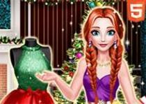 安娜的冬天禮服