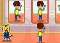 巧虎百變鏡子神偷