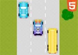 高速公路汽車追逐
