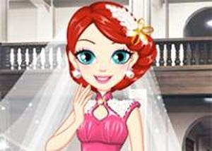 公主的婚禮服裝設計