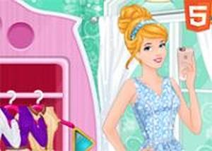 公主愛自拍