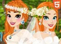 安娜公主波西米亞婚禮