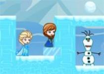 冰雪姐妹救雪寶