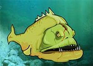 恐怖食人魚5中文版