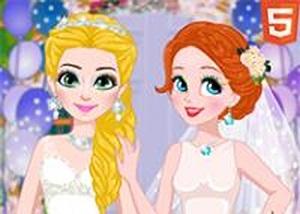 迪士尼公主婚禮工作室