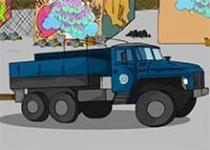 卡車戰爭拔河比賽