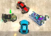 3D歡樂碰碰車2