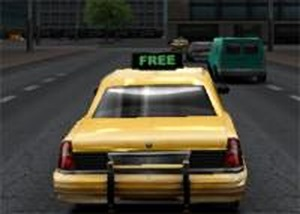 3D瘋狂計程車
